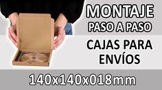Esta Caja es la ideal para enviar CD's, ya que sus medidas están indicadas para el envío de Material Gráfico: https://www.cajadecarton.es/cajas-para-envios/140x140x018mm?utm_source=Pinterest&utm_medium=social&utm_campaign=20160510-caja_140x140x018