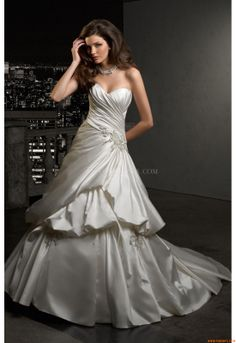 Vestidos de noiva Madeline Gardner 37018 2012