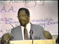 Dr. Amos Wilson | The Development of the Black Child - YouTube