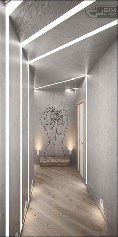 Киевская квартира: творческое использование природных материалов