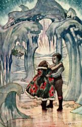 """""""Hans Andersen's Fairy Tales"""" (1912), illustrated by Duncan Carse"""