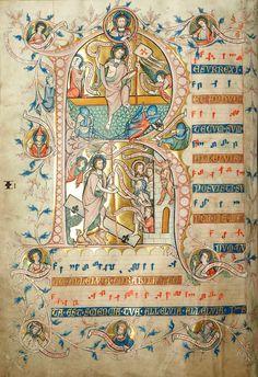 Rękopis z cysterskiego klasztoru Marienbrunn w Rulle Osnabrück http://www.lwl.org/pressemitteilungen/nr_mitteilung.php?urlID=41341