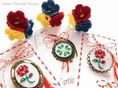prezentare_2[1] Crochet Earrings, Coin Purse, 21st, Drop Earrings, Handmade, Jewelry, Create, Hand Made, Jewlery