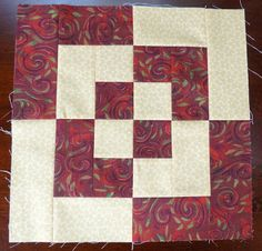 the confused quilter: October Bee Blocks