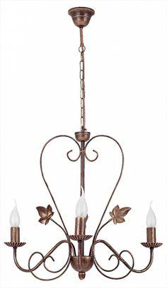 candelabru NADIA BROWN marca Nowodvorski