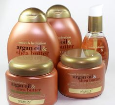Organix Smooth Hydration Collection for Emily& hair. Aragan Oil and Shea Butter Curl Enhancer Natural Hair Tips, Natural Hair Journey, Natural Hair Styles, Curly Hair Care, Curly Hair Styles, Hair Essentials, Hair Remedies, Hair Care Tips, Hair Health