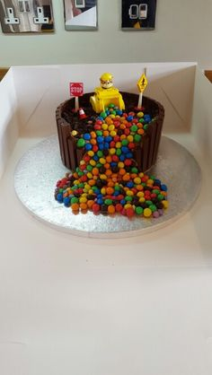 Rubble birthday cake