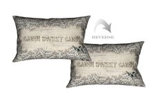 Cabin Sweet Cabin Decorative Pillow – Laural Home