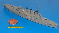 "jap. Schlachtkreuzer ""Ibuki"" der Ibuki-Klasse (Navis 221) 1:1250"