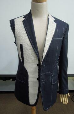 suit jacket interfacing