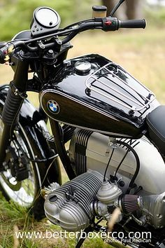 Better Boxer Co. BMW Upgrade Parts The post Better Boxer Co. BMW Upgrade Parts appeared first on Trendy. Retro Motorcycle, Motorcycle Style, Motorcycle Gear, Motorcycle Accessories, Bmw Scrambler, Motos Bmw, Vintage Cafe Racer, Vintage Bikes, Vespa