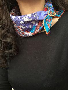 Hermès gavroche | Majestic tee