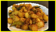 Video - Simple Potato Fry curry - Aloo Fry Recipe - Easy and Quick Potato Recipe -Indian Potato Curry Recipe Quick Pancake Recipe, Easy Gravy Recipe, Recipe Tasty, Quick Potato Recipes, Sprout Recipes, Easy Baked Chicken, Chicken Pasta Recipes, Lemon Chicken, Vegetarian Curry