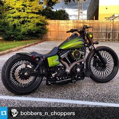 Sick lil Voodoo build :) #Repost @bobbers_n_choppers with @repostapp.