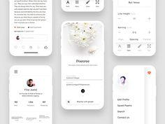 Poetry Apps Design Exploration