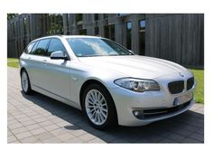BMW 525d Touring Steptronic HeadUp Multikontur Pano
