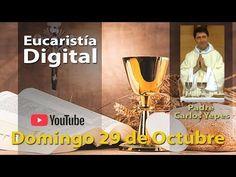MI RINCON ESPIRITUAL: EUCARISTÍA DIGITAL Domingo 29 de Octubre 2017 Misa...