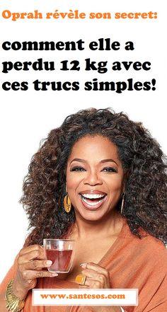 Oprah révèle son secret: comment elle a perdu 12 kg avec ces trucs simples!