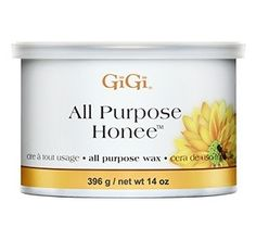 GiGi All Purpose Honee Wax 14 oz #0330 $13.95  Visit www.BarberSalon.com One stop shopping for Professional Barber Supplies, Salon Supplies, Hair & Wigs, Professional Product. GUARANTEE LOW PRICES!!! #barbersupply #barbersupplies #salonsupply #salonsupplies #beautysupply #beautysupplies #barber #salon #hair #wig #deals #sales #GiGi #allpurposehonee #0330