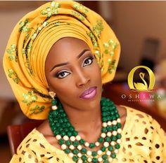Attaché foulard gélé headwrap ~African fashion, Ankara, kitenge, African women dresses, African prints, Braids, Nigerian wedding, Ghanaian fashion, African wedding ~DKK