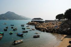 Stanley Beach, Hong Kong...had the chance to visit a friend there this summer