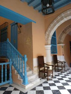 First stop Havana to stay in a boutique hotel. Florida Boutique Hotel #Cuba
