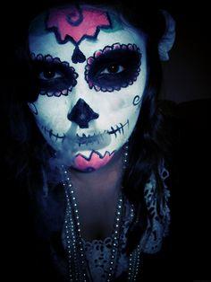 Sugar Skull - Halloween idea