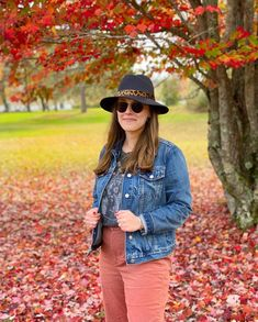 """@oliviamargaret__ shared a photo on Instagram: """"Sometimes it's fun being a tourist in your home state #fallinvermont 🍂"""" • Oct 18, 2020 at 10:51pm UTC Vermont, Cowboy Hats, Nail, Fun, Beauty, Instagram, Fashion, Moda, Fashion Styles"""