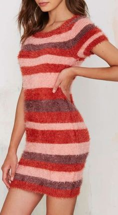 Knitz by For Love & Lemons Fleetwood Sweater Dress