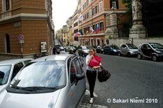 kriittistä matkaa: ROOMALAISPARKKEJA Street View, Italia
