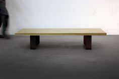 table basse RUBAN - ARTMETA / Tables métal et bois