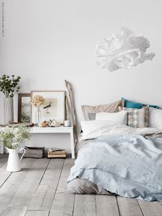 How to create a fresh bedroom in summer - blogs de Decoration