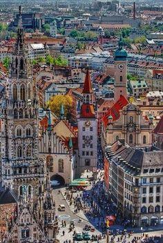 Monaco di Baviera,Germania