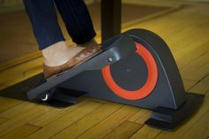Cubii is the First Smart Under-Desk Elliptical