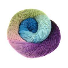 Handpainted - Pakokku Sock Yarn - 'Abercrombie'
