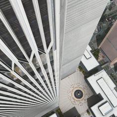 World Trade Center Attack, Trade Centre, Exterior Design, Interior And Exterior, Unique Architecture, September 10, Outdoor Photos, Skyscrapers, Great Photos