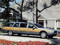 Buick Grand Estate Wagon door Limousine Werks