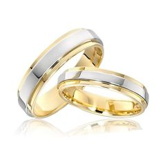 Bague mariage homme en or