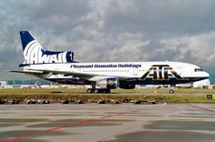 American Trans Air - ATA Lockheed L-1011-385-3 TriStar 500 (Pleasant Hawaiian Holidays)
