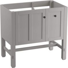"Kohler K-5288 Tresham 36"" Wood Vanity with Slow Closing Drawers - Less Vanity To"