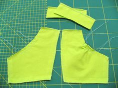 The OTTOBRE design® Blog: Ottilia Sews! Hooded Sweat Jacket Tutorial