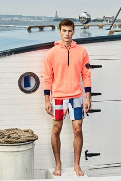 See the complete Katama Spring 2018 Menswear collection.