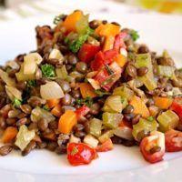 Czech Recipes, Raw Food Recipes, Salad Recipes, Diet Recipes, Vegetarian Recipes, Cooking Recipes, Healthy Recipes, Ethnic Recipes, Home Food