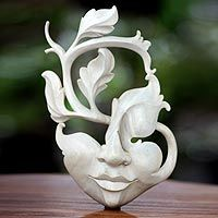 Blossoming Smile from @NOVICA, They help #artisans succeed worldwide.