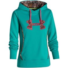 Under Armour® Women's Storm Caliber Hoodie, Perfection