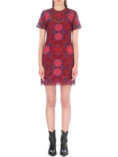 SANDRO Lys lace dress