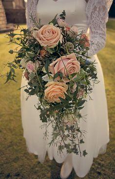 Bramble and Wild Shower Bouquet