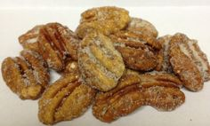 Fredericksburg Honey Toasted Pecans - out of town baskets