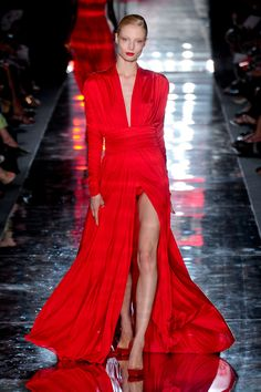 Alexandre Vauthier at Couture Fall 2011 - StyleBistro