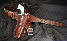 Western Gun Holsters and Belts